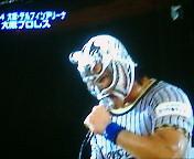 おタイガースマスクさんや!